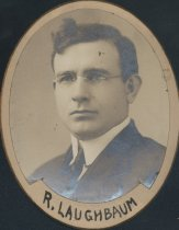Image of Ray Laughbaum (SOMC 1910)