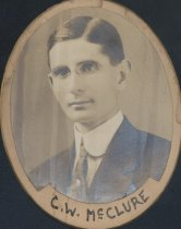 Image of Charles Walter McClure (SOMC 1910)