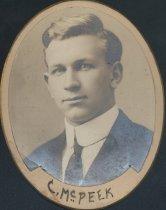 Image of Clayton McPeek (SOMC 1910)