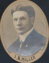 Image of John Burr Miller (SOMC 1910)