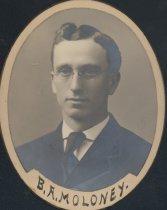 Image of B. A. Moloney (SOMC 1907)