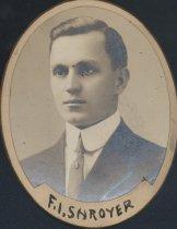 Image of Frank Irving Shroyer (SOMC 1910)