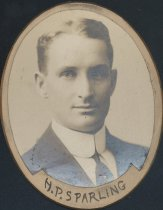 Image of Harry Perkins Sparling (SOMC 1910)