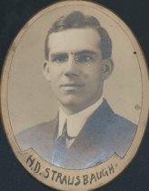 Image of Harold Day Strausbaugh (SOMC 1910)