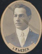 Image of John Finley Weber (SOMC 1910)
