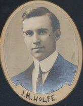 Image of Joseph Herbert Wolfe (SOMC 1910)