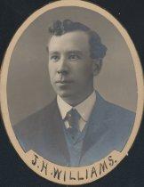 Image of J. H. Williams (SOMC 1907)