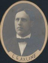 Image of C. G. Axline (SOMC 1908)