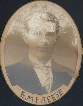 Image of Edgar Martin Freese (SOMC 1908)