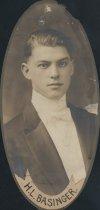 Image of H. L. Basinger (SOMC 1914)