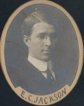 Image of Elmer Chase Jackson (SOMC 1908)