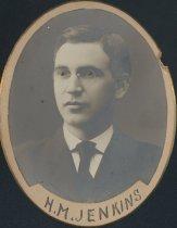 Image of Harry Madison Jenkins (SOMC 1908)