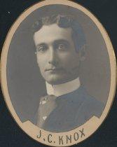 Image of John Campsey Knox (SOMC 1908)