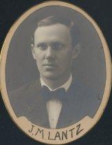 Image of James Morris Lantz (SOMC 1908)