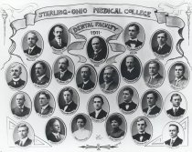 Image of SOMC Dental Faculty 1911