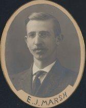 Image of Evert John Marsh (SOMC 1908)