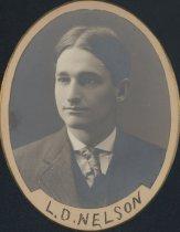 Image of Lorenzo Dow Nelson (SOMC 1908)