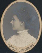 Image of Mabel Sara Richards (SOMC 1908)