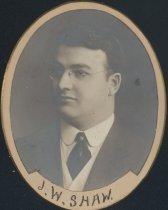 Image of Joseph Wood Shaw (SOMC 1908)