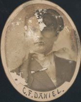 Image of C. F. Daniel (SOMC 1907)