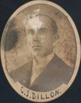 Image of C. J. Dillon (SOMC 1907)