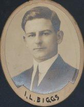 Image of Ivan Lester Biggs (SOMC 1910)