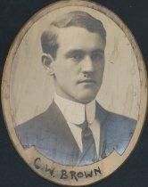 Image of Carl Wilson Brown (SOMC 1910)