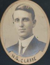 Image of Harry Grover Clark (SOMC 1910)