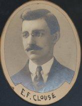 Image of Everett Fillmore Clouse (SOMC 1910)