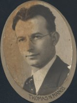 Image of Thomas N. Manos (OSU 1932)