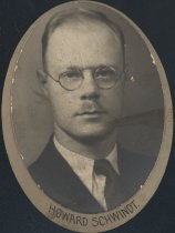 Image of Howard Schwindt (OSU 1932)