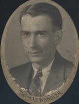 Image of Thomas Wangler (OSU 1932)