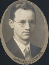 Image of Charles W. Edwards - Secretary (OSU 1931)