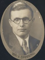 Image of William V. Banning (OSU 1931)