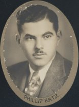 Image of Phillip Katz (OSU 1931)