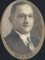 Image of Ray A. Bohl (OSU 1931)
