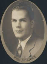Image of Phillip Knies (OSU 1931)