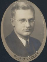 Image of Robert T. Leever (OSU 1931)