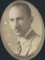 Image of John M. Owen (OSU 1931)