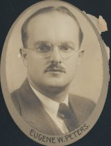 Image of Eugene W. Peters (OSU 1931)