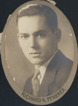 Image of Richard A. Pfarrer (OSU 1931)