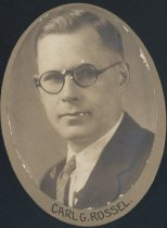 Image of Carl G. Rossel (OSU 1931)