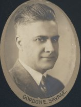 Image of Gordon E. Savage (OSU 1931)