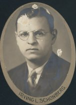 Image of Irving L. Schonberg (OSU 1931)