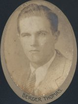 Image of Berger Thomas (OSU 1931)