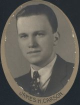 Image of James H. Carson (OSU 1932)