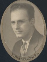 Image of Stephen P. Churchill (OSU 1932)