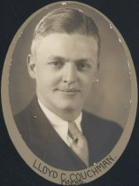 Image of Lloyd C. Couchman - Treasurer (OSU 1931)