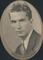 Image of Harold J. Friedman (OSU 1932)