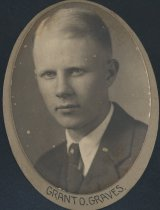 Image of Grant O. Graves (OSU 1932)